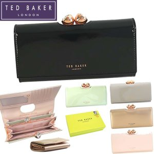 e4bfe64079cd テッドベーカー 財布 長財布 TED BAKER HONEYY 142374 TWISTED BOBBLE PATENT MATINEE