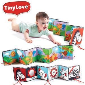 NEW ダブルサイディッドファーストブック TINY LOVE(タイニーラブ)|ebaby-select