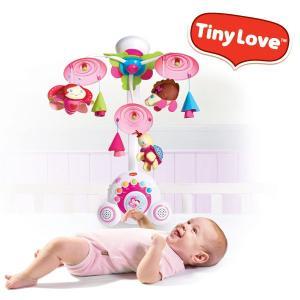 タイニープリンセス ミュージックボックスモービル TINY LOVE(タイニーラブ)(送料無料)|ebaby-select