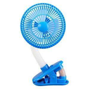 グリップ付きミニ扇風機 ストローラーファン Diono(ディオノ) ホワイト/ピンク/ブルー ebaby-select 04