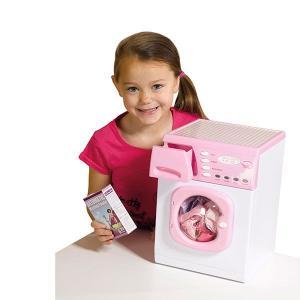 ちびっこまま 洗濯機 ピンク CASDON(キャスドン) |ebaby-select
