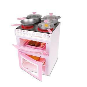 ちびっこママ オーブン&コンロ  ピンク CASDON(キャスドン) |ebaby-select