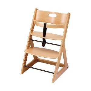 木製ステップアップチェアー(セーフガード付き) 日本育児(送料無料)|ebaby-select