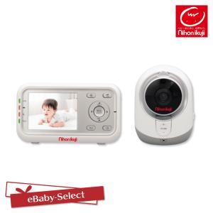 日本育児 デジタルカラー スマートビデオモニター3 ベビーモニター|ebaby-select
