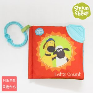 shaun the sheep ひつじのショーン ひつじのショーン ソフトブックミニ C型リング付き ebaby-select