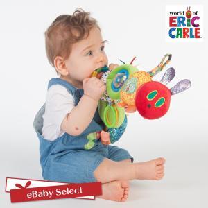 はらぺこあおむし デラックスアクティビティトイ EricCarle(エリックカール)|ebaby-select