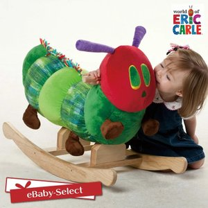 はらぺこあおむし あおむしロッキング EricCarle(エリックカール)(送料無料)|ebaby-select