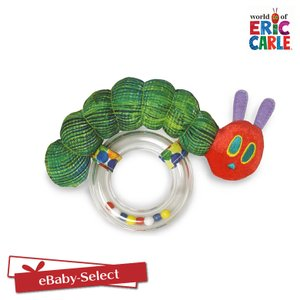 EricCarle(エリックカール) はらぺこあおむし リングラトル【ゆうパケット配送で送料無料】|ebaby-select