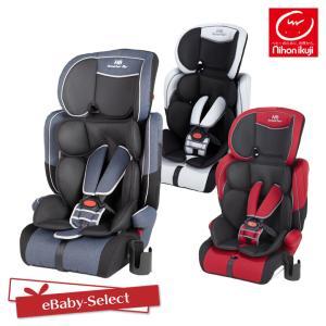 チャイルドシート ジュニアシート 日本育児 ハイバックブースターEC2 Air(送料無料)|ebaby-select