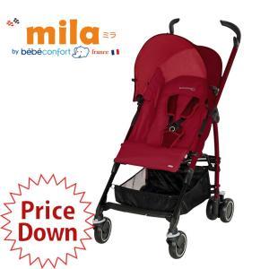 mila(ミラ) ブラック/ラズベリーレッド BeBe Confort(ベベコンフォート)(送料無料)|ebaby-select