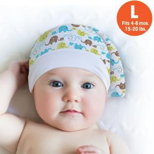 赤ちゃんの向き癖をつけないために エンジェルキャップ Lサイズ|ebaby-select
