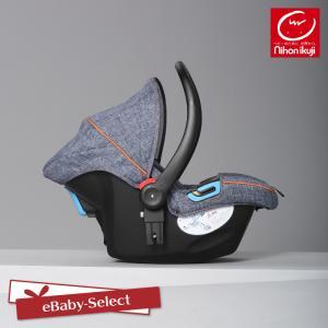 チャイルドシート 新生児から使えるスマートキャリー  ISOFIXベースセット 日本育児(送料無料)|ebaby-select