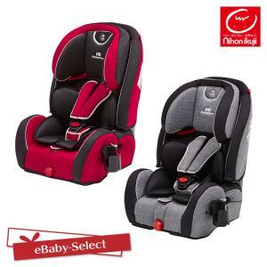 1歳〜12歳まで長く使えるチャイルドシート! 3点式シートベルト取り付け専用モデルなので、ほとんどの...