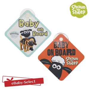 shaun the sheep ひつじのショーン セーフティサイン ebaby-select
