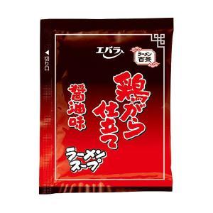 業務用 エバラ 鶏がら仕立て醤油味ラーメンスープ小袋40ml【1杯分】