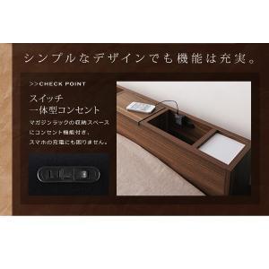 ベッド シングル シングルベッド フロアベッド ローベッド dignitas ディニタス Pポケットマットレス付き シングルサイズ ベット|ebazal|05