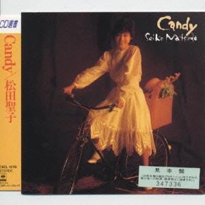 松田聖子/Candy ebest-dvd