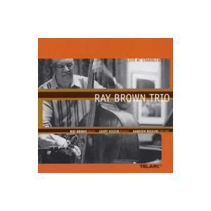 レイ・ブラウン・トリオ/ライヴ・アット・スターバックス