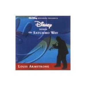 ルイ・アームストロング/サッチモ・シングス・ディズニー(デジタル・リマスター盤)