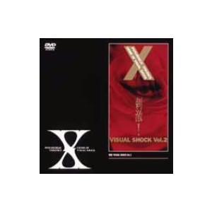 X JAPAN/刺激!VISUAL SHOCK Vol.2|ebest-dvd