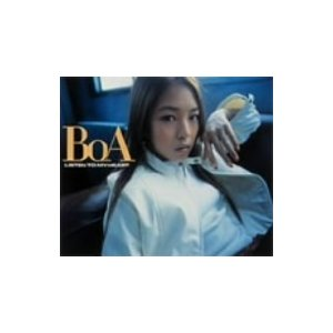 【CD】BoA(ボア)/発売日:2002/03/13/AVCD-17061///<収録内容>(1)L...