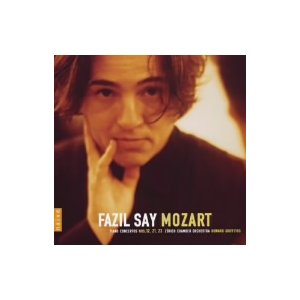 サイ/モーツァルト:ピアノ協奏曲第12、21、23番|ebest-dvd