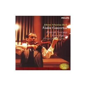 シェリング/バッハ:ヴァイオリン協奏曲第1番&第2番|ebest-dvd