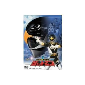 鳥人戦隊ジェットマン VOL.5  DVD