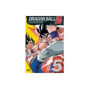 DRAGON BALL Z 5  DVD