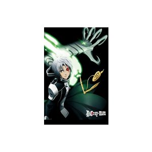 D.Gray-man 01  DVD