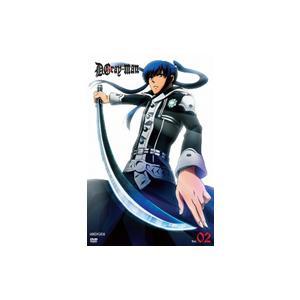 D.Gray-man 02  DVD