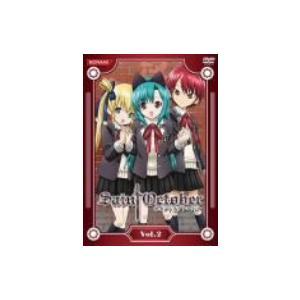 セイントオクトーバー Vol.2  DVD