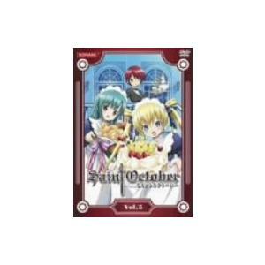 セイントオクトーバー 5 DVD