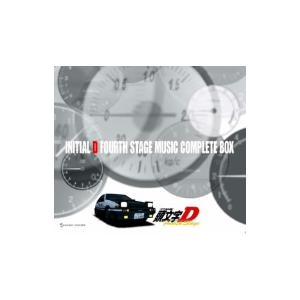 頭文字[イニシャル]D FOURTH STAGE MUSIC COMPLETE BOX|ebest-dvd