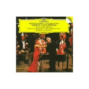 ムター/メンデルスゾーン&チャイコフスキー:ヴァイオリン協奏曲