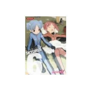 スカイガールズ Vol.6  DVD