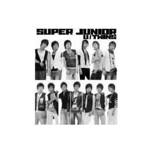 SUPER JUNIOR/U(DVD付)