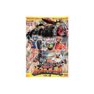 DVD/トミカヒーロー レスキューフォース VOL.4/特撮 映像