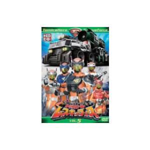 DVD/トミカヒーロー レスキューフォース VOL.5/特撮 映像