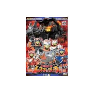DVD/トミカヒーロー レスキューフォース VOL.6/特撮 映像
