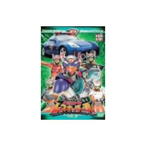/DVD/トミカヒーロー レスキューフォース VOL.7 猪塚健太