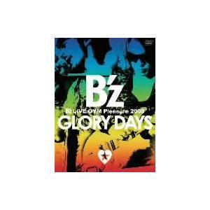 B'z/B'z LIVE−GYM Pleasure 2008−GLORY DAYS−|ebest-dvd