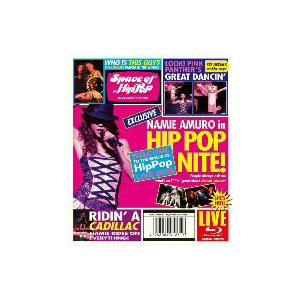 安室奈美恵/Space of Hip−Pop−namie amuro tour 2005−(Blu−ray Disc)|ebest-dvd