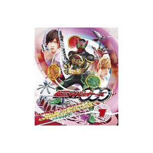 仮面ライダーOOO(オーズ) VOL.1(Blu...の商品画像