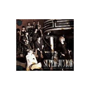 SUPER JUNIOR/SUPER JUNIOR JAPAN LIMITED SPECIAL EDITION−SUPER SHOW3 開催記念盤−(