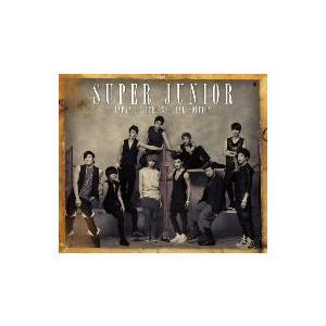 SUPER JUNIOR/SUPER JUNIOR JAPAN LIMITED SPECIAL EDITION−SUPER SHOW3 開催記念盤−