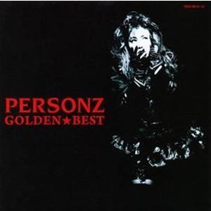 PERSONZ/ゴールデン☆ベスト|ebest-dvd