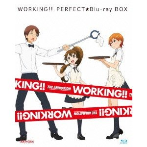 WORKING!! PERFECT☆Blu−ray BOX(Blu−ray Disc)