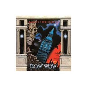 BOWWOW/WARNING FROM STARDUST(紙ジャケット仕様)