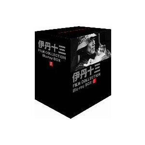 伊丹十三 FILM COLLECTION Blu−ray BOX I(Blu−ray Disc)|ebest-dvd